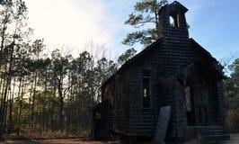 Verlassene Kirche Stockfotografie