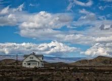 Verlassene Ranch lizenzfreies stockfoto