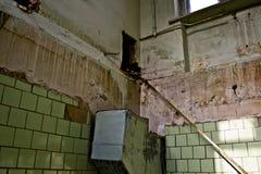 Verlassene sowjetische Kantine Lizenzfreie Stockfotos