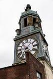 Verlassene Spitze-Fabrik und Turm - Scranton, Pennsylvania Stockfotografie