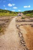 Verlassene Stein-Ruinen Stockbilder