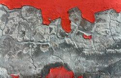 Verlassene Steinwandbeschaffenheit Lizenzfreie Stockfotos