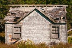 Verlassene Struktur Stockbild