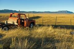 Verlassener Bauernhof lizenzfreies stockfoto