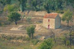 Verlassener Bauernhof Lizenzfreie Stockbilder