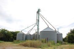 Verlassener Getreidespeicher Lizenzfreies Stockbild