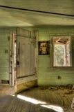 Verlassener Innenraum lizenzfreies stockbild