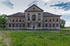 Verlassener Palast Lizenzfreie Stockfotografie