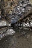 Verlassener Tunnel Lizenzfreie Stockfotos