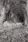 Verlassener Tunnel Lizenzfreies Stockbild