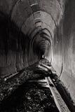 Verlassener Tunnel Stockbilder