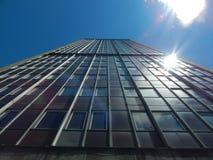 Verlassener Wolkenkratzer II Stockbild