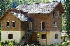 Verlassenes altes Blockhaus 2 Stockfotografie