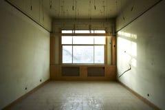 Verlassenes altes Haus Stockfotografie