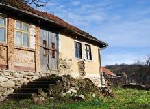 Verlassenes altes Haus lizenzfreie stockfotografie