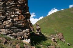 Verlassenes Dorf Lizenzfreie Stockbilder