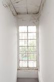 Verlassenes Fenster Lizenzfreie Stockbilder