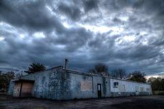 Verlassenes Gebäude Stockfoto