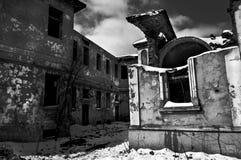 Verlassenes Gebäude Stockfotografie
