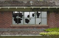 Verlassenes Gebäude Stockbilder