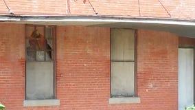 Verlassenes Gebäude Lizenzfreies Stockfoto