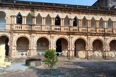 Verlassenes Gebäude, Kellies-Schloss Lizenzfreies Stockfoto