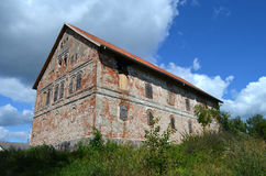 Verlassenes Gebäude Lizenzfreie Stockfotografie