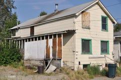 Verlassenes Haus Lizenzfreies Stockfoto
