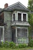 Verlassenes Haus Stockbild