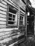 Verlassenes Haus Lizenzfreie Stockfotografie