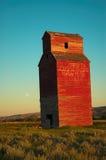 Verlassenes Kornhöhenruder Stockbilder