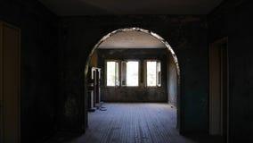 Verlassenes Landhaus - Griechenland lizenzfreies stockbild
