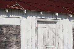 Verlassenes Louisiana-Haus stockfotografie