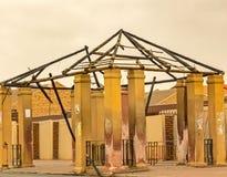 Verlassenes Strukturbild Stockbild