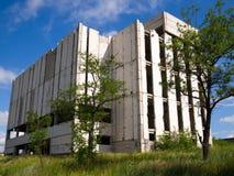 Verlassenes unfertiges Gebäude Stockfotografie