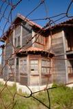 Verlaten blokhuis Stock Fotografie