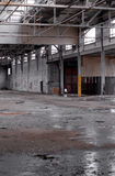 Verlaten fabriek 2 Royalty-vrije Stock Afbeelding
