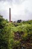 Verlaten Fabriek - Youngstown, Ohio royalty-vrije stock afbeelding
