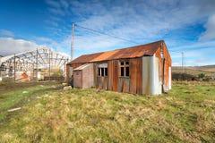Verlaten gebouwen stock fotografie