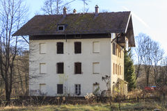 Verlaten Huis Royalty-vrije Stock Fotografie
