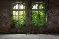 Verlaten Huis Royalty-vrije Stock Foto's