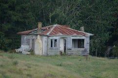 Verlaten huis Royalty-vrije Stock Afbeelding
