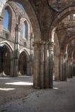 Verlaten Kathedraal van San Galgano Stock Foto