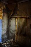 Verlaten radiator Stock Foto's