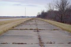 Verlaten Route 66 Stock Afbeelding