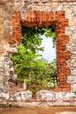 Verlaten Ru?nes Puerto Rico royalty-vrije stock afbeeldingen