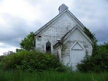 Verlaten samenkomend huis 3 Stock Fotografie