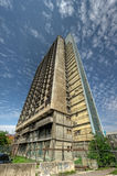 Verlaten toren Royalty-vrije Stock Afbeelding