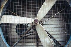 Verlaten Ventilator Stock Foto's