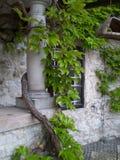 Verlaufenes Schloss, Slowenien Lizenzfreies Stockbild